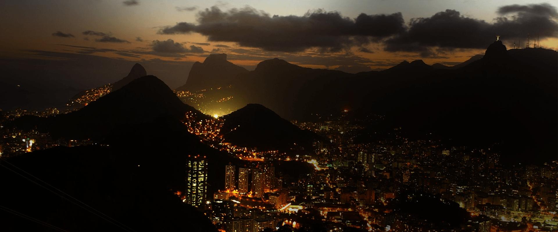 Rio de Janeiro iluminado