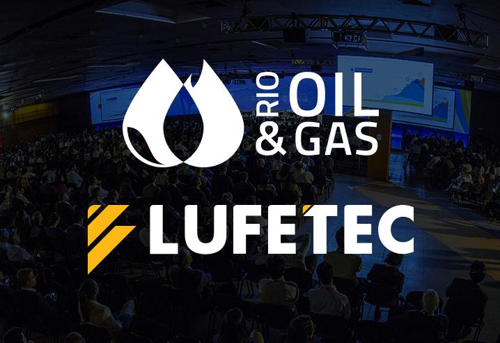 Lufetec na Rio Oil & Gas 2018