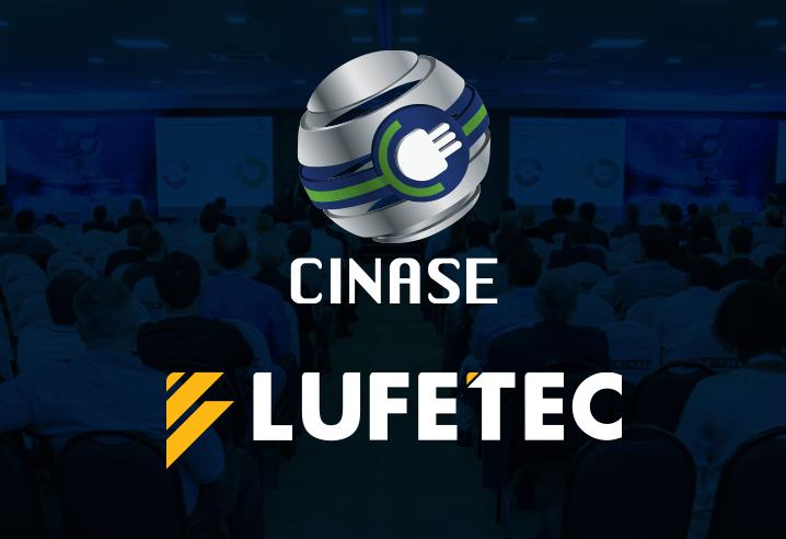 Lufetec é presença confirmada no CINASE